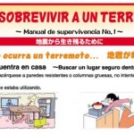 Manual de Prevención de Desastres 防災マニュアル