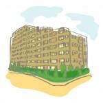 Apartamentos Municipales – Shiei Jutaku y Teiju Sokushin Jutaku