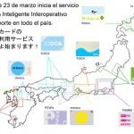 A partir de 23 de marzo inicia el servicio de Tarjeta Inteligente Interoperativo de Transporte en todo el país.