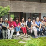 Caminata de Intercambio en Nagoya 2015   国際交流ウォーキング2015秋)