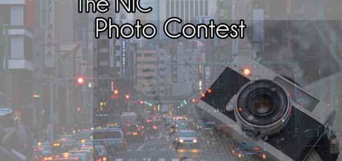 Bumoto sa NIC Photo Contest!  (NICフ ォ ト コ ン テ ス ト)