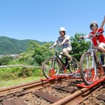 Rail Mountain Biking Gattan Go!