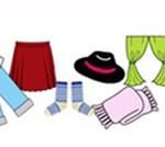 Papéis e roupas velhas não são lixos incineráveis!