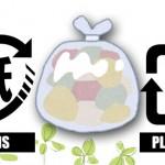 Campanha de separação de recurso reciclável