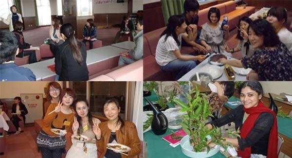国际留学生会馆通知  – 2012年暑期特辑 (ISC)