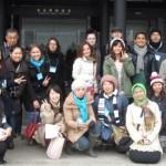 NIC 国际交流散步活动 2015 秋~从名古屋国际中心到Noritake的森林~(NIC国際交流ウォーキング2015 秋)